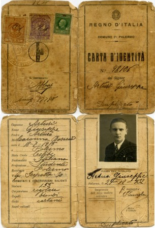Carta Identita 1932